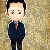 Salman Aditya cartoon version