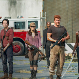 Trailer Baru The Walking Dead !!